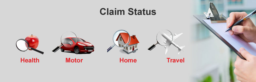 Insurance Claims Status - HDFC ERGO General Insurance Company