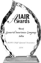 HDFC ERGO is awarded BEST GENERAL INSURANCE COMPANY in INDIA by International Alternative Investment Review (IAIR)